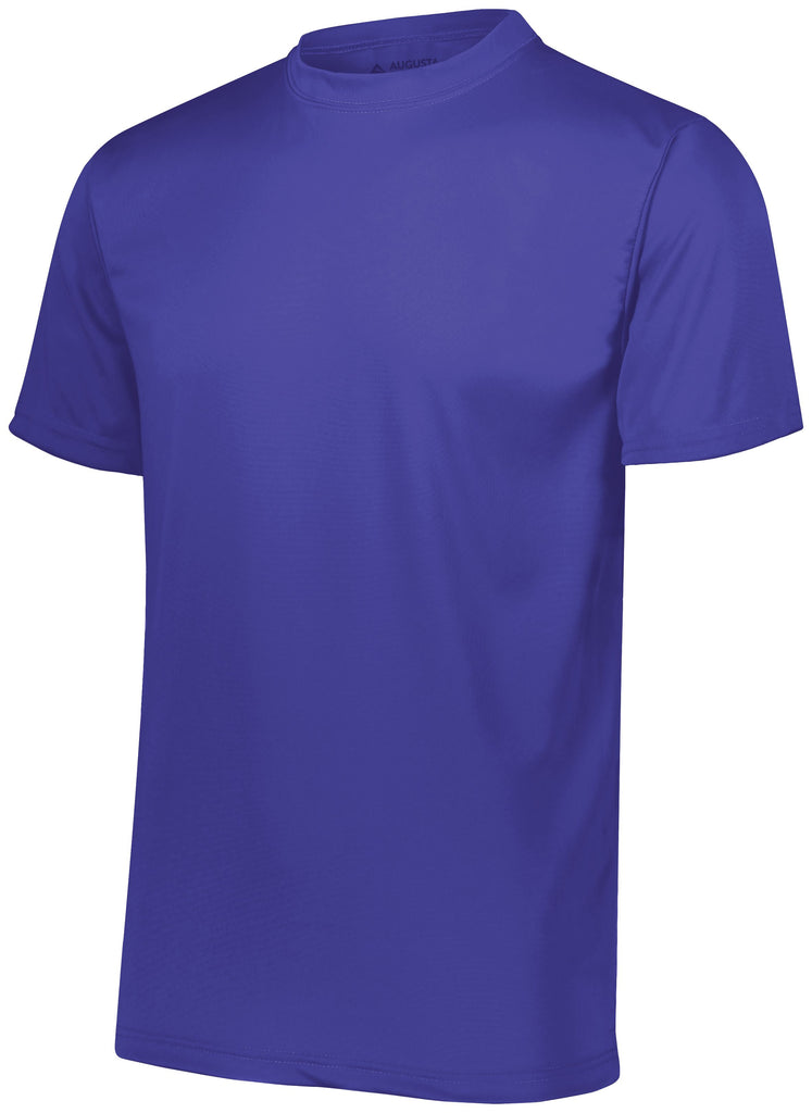 Augusta 791 NexGen Wicking T-Shirt - Youth - Purple - HIT A Double