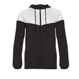 Badger 792200 Sprint Outer-Core Women's Jacket - Black White - HIT A Double