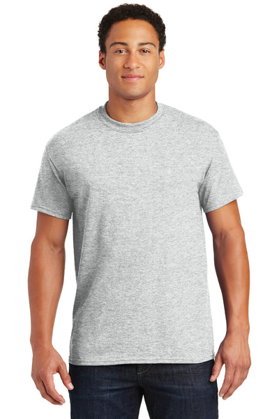 Gildan 8000 Dryblend 50 Cotton/50 Poly T-Shirt - Ash