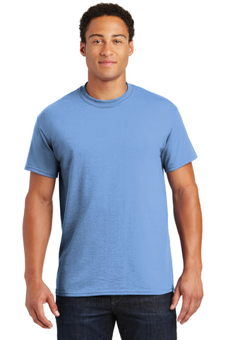Gildan 8000 Dryblend 50 Cotton/50 Poly T-Shirt - Carolina Blue