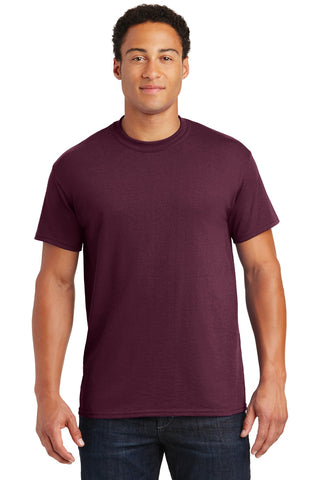 Gildan 8000 Dryblend 50 Cotton/50 Poly T-Shirt - Maroon