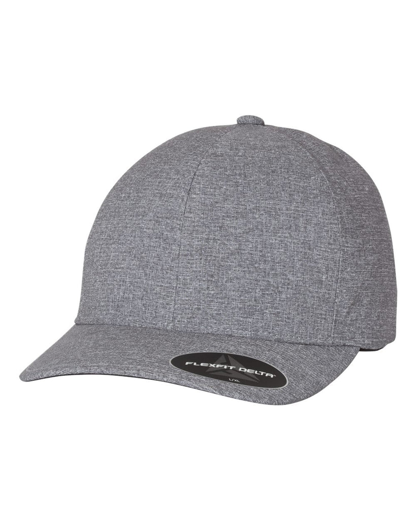 Flexfit 180 Delta Seamless Cap - Carbon Blue