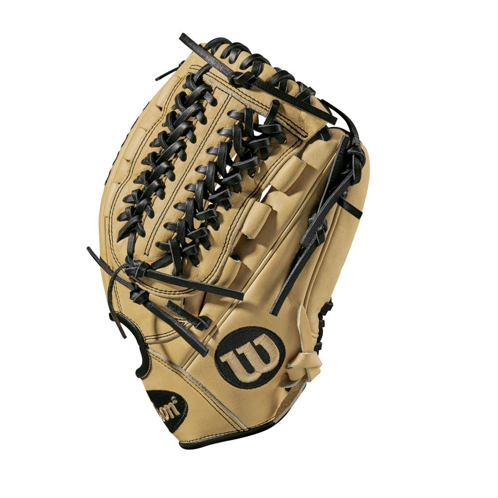 "Wilson 2019 A2000 D33 11.75"" Pitcher Glove WTA20RB19D33 - Black"