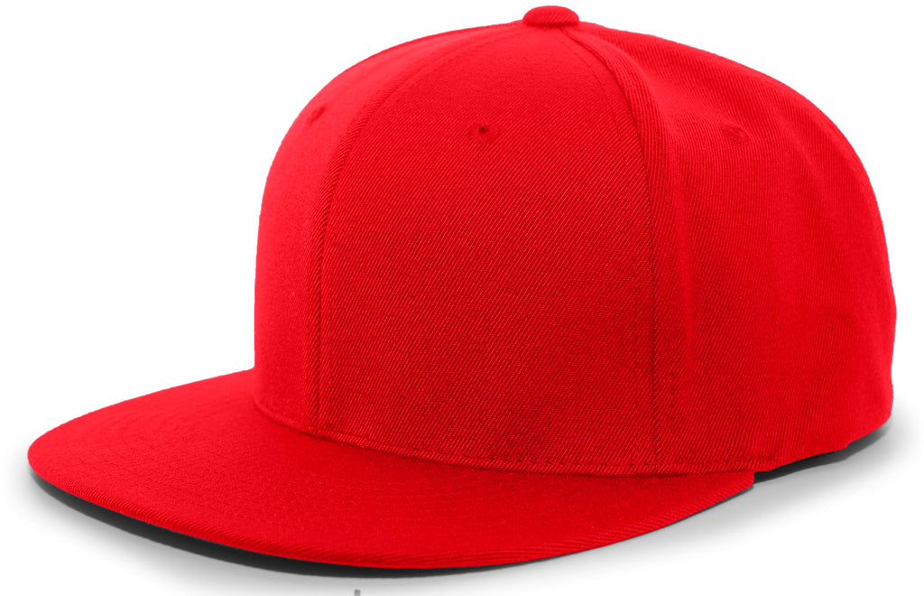 Pacific Headwear 8D5 A/C² Performance D-Series Flexfit Cap - Red - HIT A Double