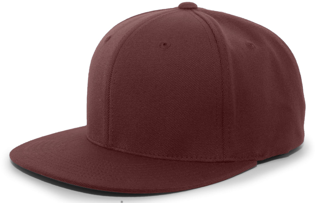 Pacific Headwear 8D5 A/C² Performance D-Series Flexfit Cap - Maroon - HIT A Double