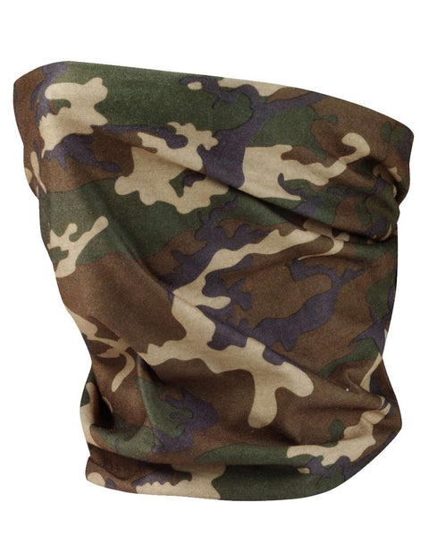 Valucap VC20 Neck Gaiter (3 pk) - Green Camo - HIT A Double