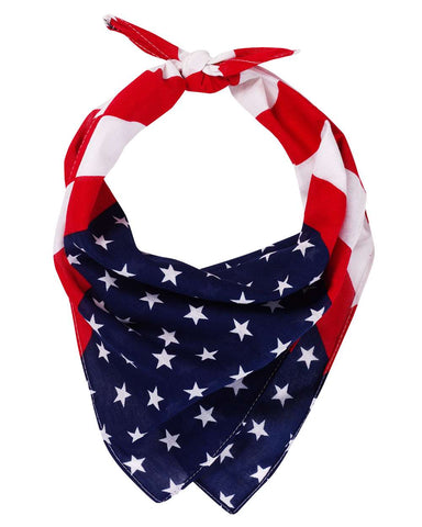 Valucap VC21 Face Bandana (pk of 3) - USA Flag - HIT A Double