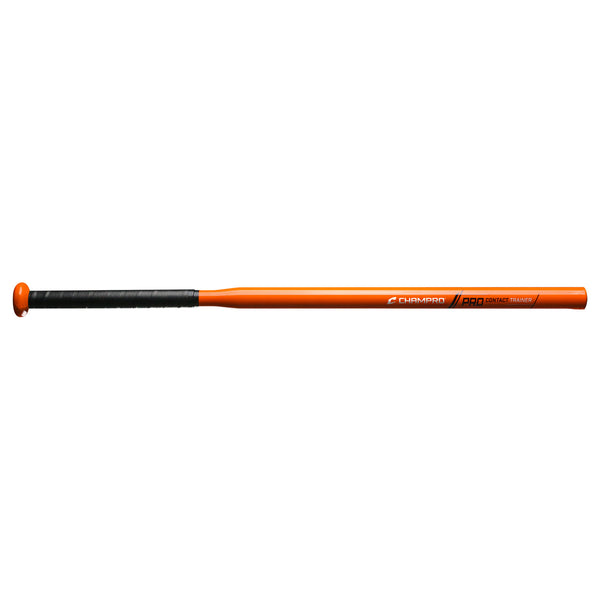 Champro A034P 30 Contact Pro Trainer Bat with 3 Training Balls 22 oz