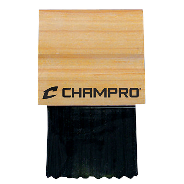 Champro A040P Wooden Umpire Brush