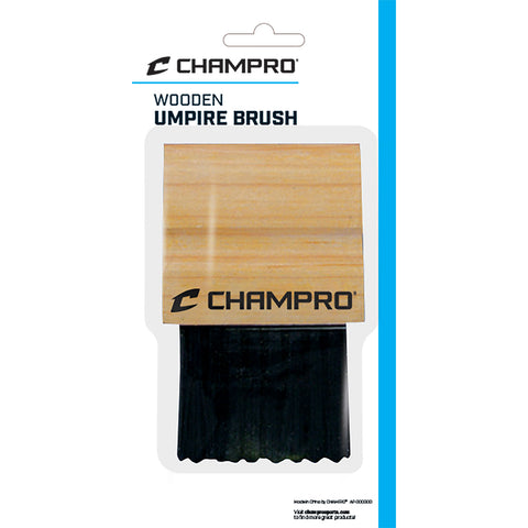 Champro A040 Wooden Umpire Brush Order In Dozens Only