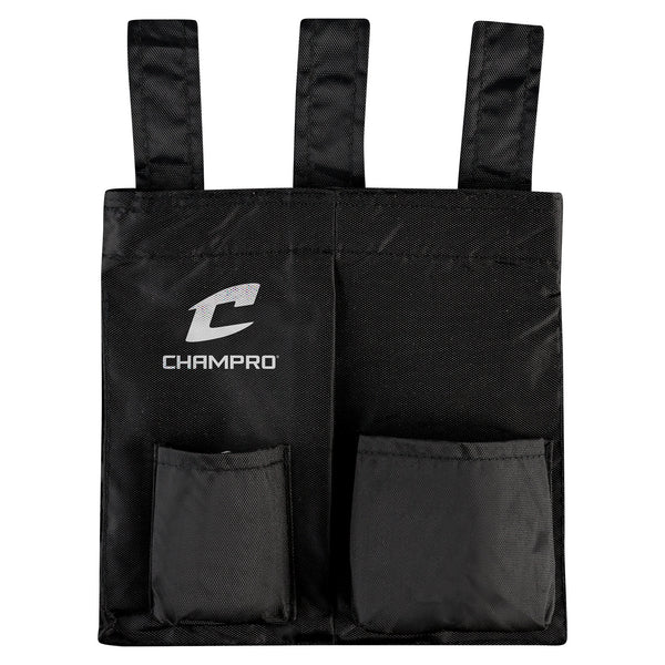 Champro A045 Umpire Ball Bag - Navy
