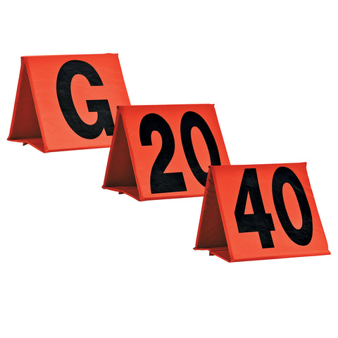 Champro A102F 7on7 Ftbll Yard Markers - HIT A Double