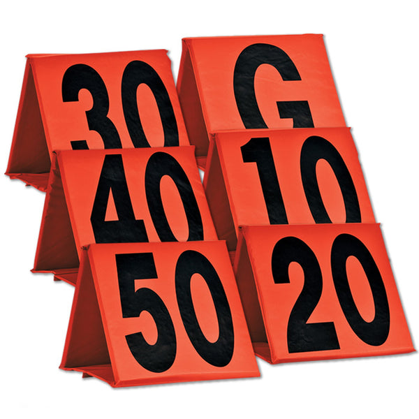 Champro A102 Non-Weighted Football Yard Markers