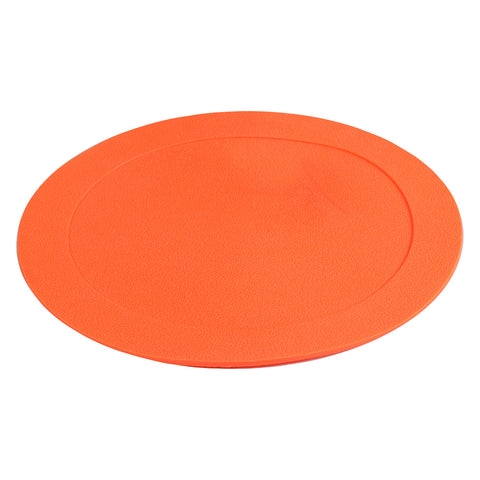 Champro A137 Flat Disc Markers 10 Pk - Optic Orange