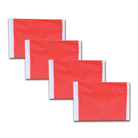 Champro A197RSE Replacement Flags (Set of 4) - HIT A Double