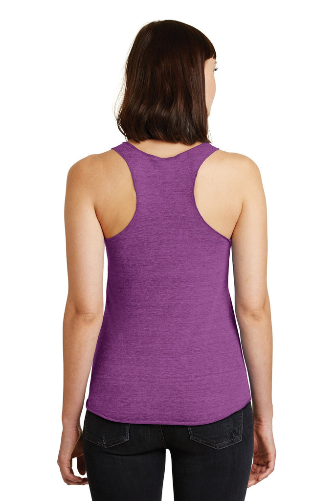 Alternative AA1927 Discontinued Women's Meegs Eco-Jersey Racer Tank - Eco True Huckleberry - HIT A Double
