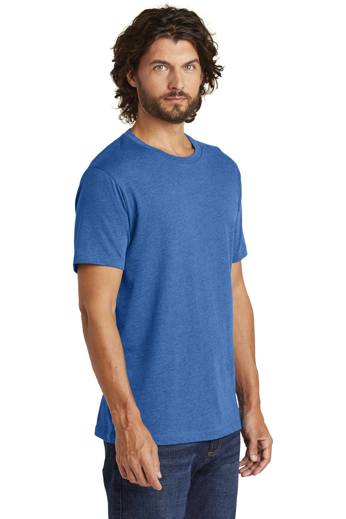Alternative AA6040 Rebel Blended Jersey Tee - Heather Rich Royal - HIT A Double