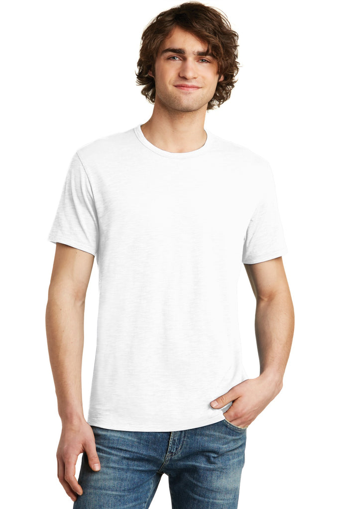 Alternative AA6094 Weathered Slub Tee - White - HIT A Double