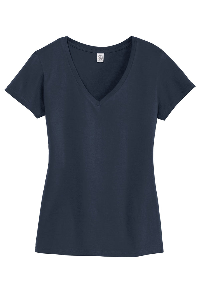 Alternative AA9073 Women's Legacy V-Neck T-Shirt - Twilight - HIT A Double