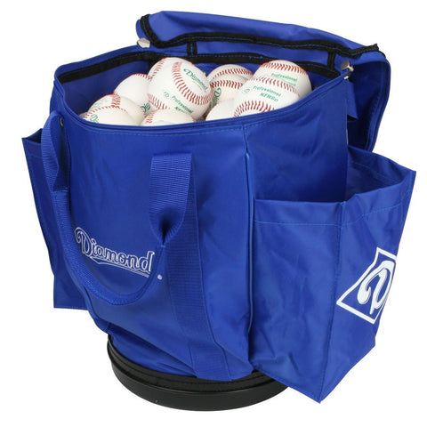 Diamond Ball Bag - Royal