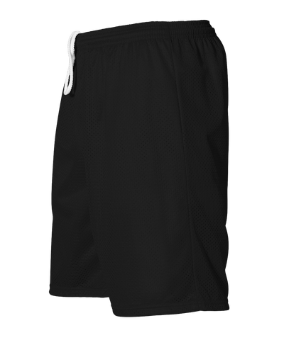 Alleson 566PY Youth Extreme Mesh Unisex Short - Black - HIT A Double