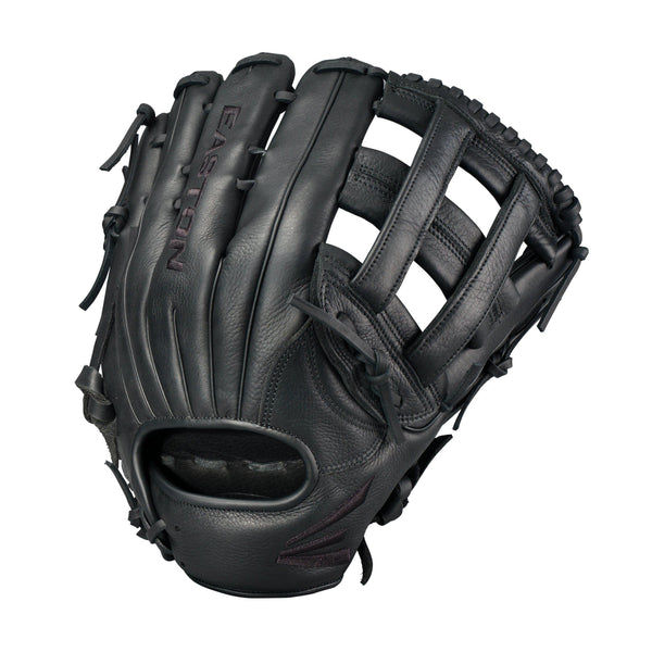 "Easton Blackstone 13.00"" Softball Utility Glove - Black - HIT A Double"