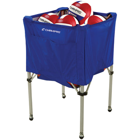 Champro BR10 Fold Up Ball Cart - HIT A Double