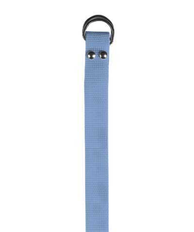Alleson 3FBLA Football Belt 1 Width - Carolina Blue - Football - Hit A Double