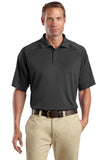 CornerStone TLCS410 Tall Select Snag-Proof Tactical Polo - Charcoal - HIT A Double
