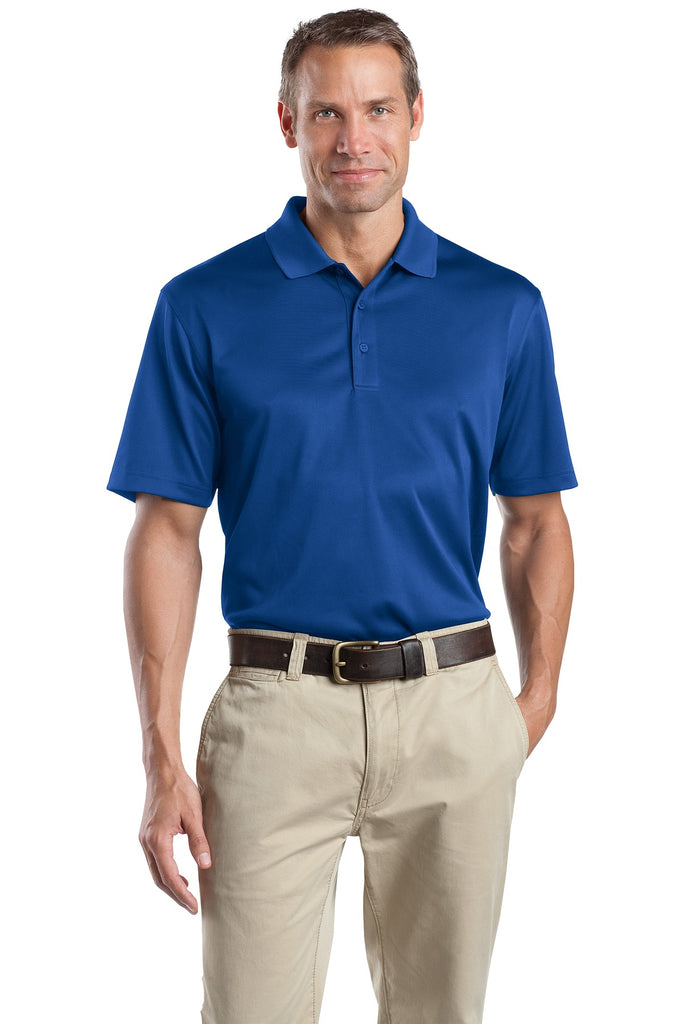 CornerStone TLCS412 Tall Select Snag-Proof Polo - Royal - HIT A Double