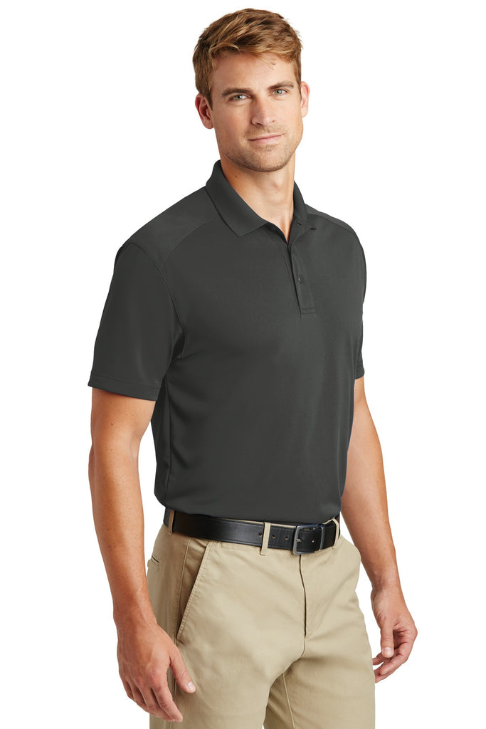 CornerStone CS418 Select Lightweight Snag-Proof Polo - Charcoal - HIT A Double