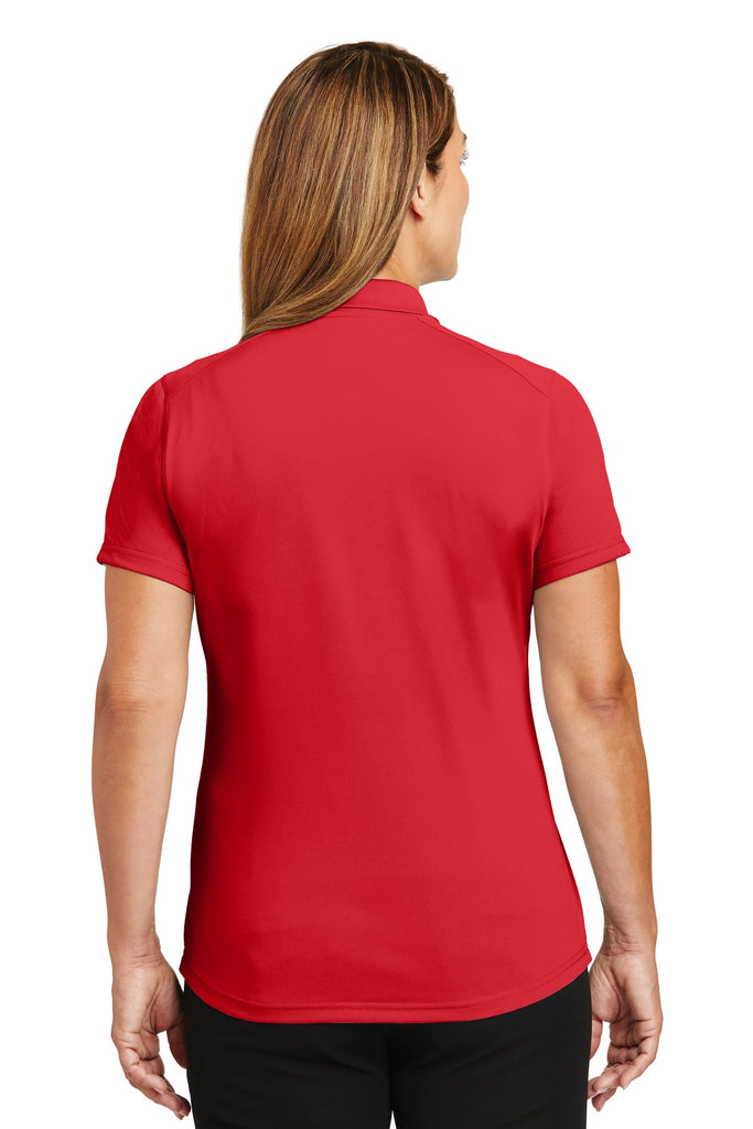 CornerStone CS419 Ladies Select Lightweight Snag-Proof Polo - Red - HIT A Double