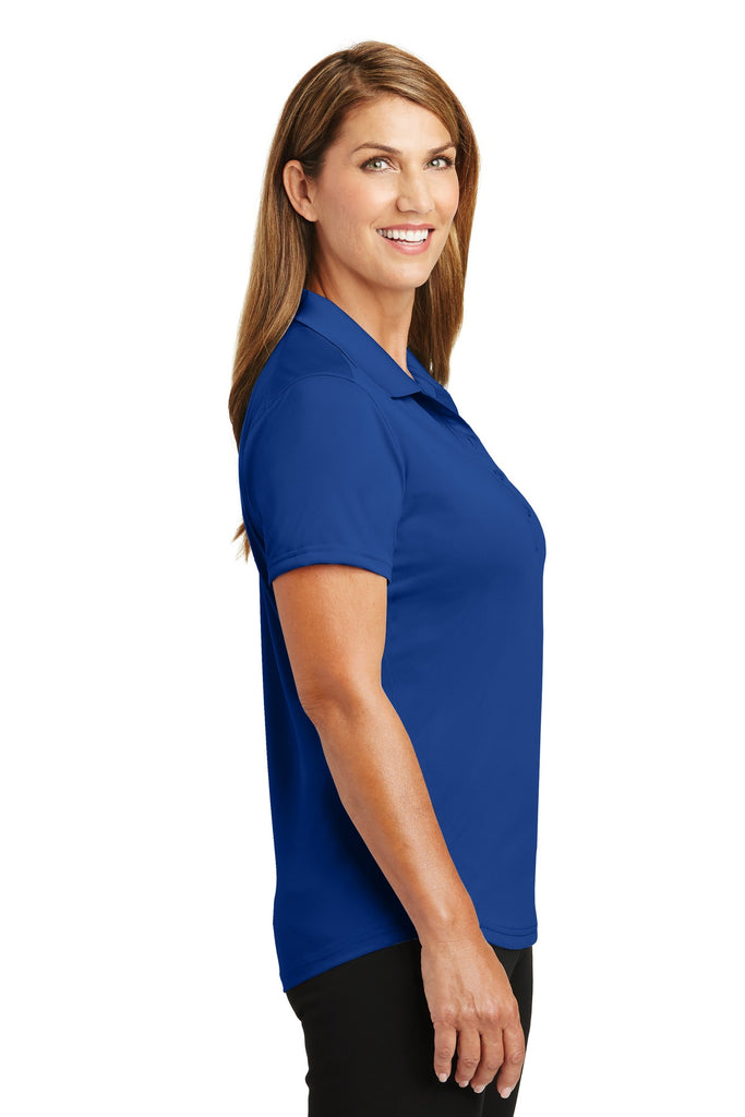CornerStone CS419 Ladies Select Lightweight Snag-Proof Polo - Royal - HIT A Double