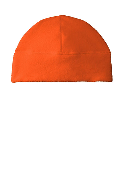 CornerStone CS803 Enhanced Visibility Fleece Beanie - Safety Orange - HIT A Double