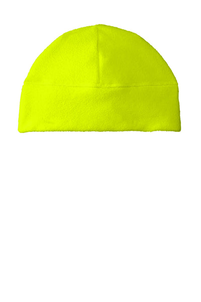 CornerStone CS803 Enhanced Visibility Fleece Beanie - Safety Yellow - HIT A Double