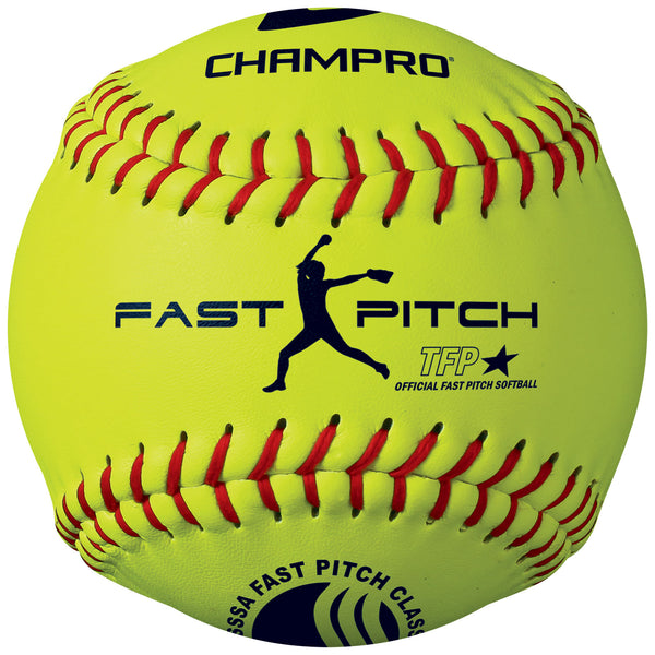 Champro CSB41 USSSA 11 Fast PitchLeather Cover .47Cor - HIT A Double