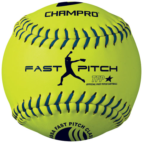 Champro CSB42 USSSA 12 Fast PitchLeather Cover .47Cor