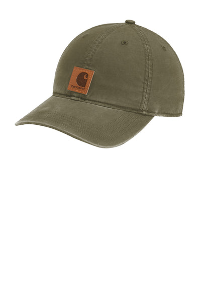 Carhartt CT100289 Odessa Cap - Army Green - HIT A Double