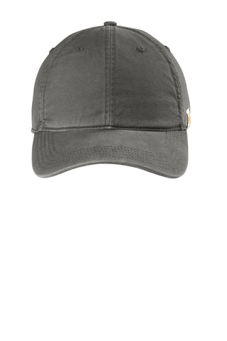 Carhartt CT103938 Cotton Canvas Cap - Gravel