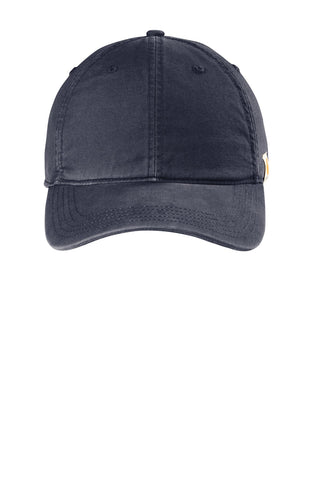 Carhartt CT103938 Cotton Canvas Cap - Navy