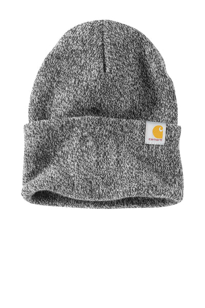 Carhartt CT104597 Watch Cap Beanie 2.0 - Black/ White - HIT A Double