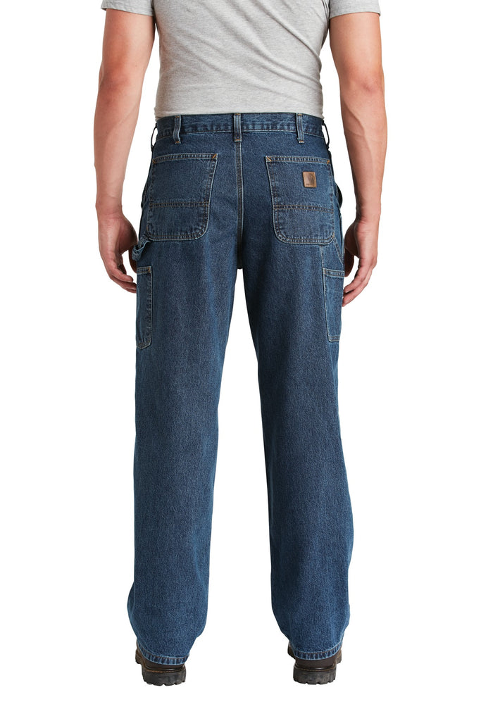 Carhartt CTB13 Loose-Fit Work Dungaree - Deepstone - HIT A Double