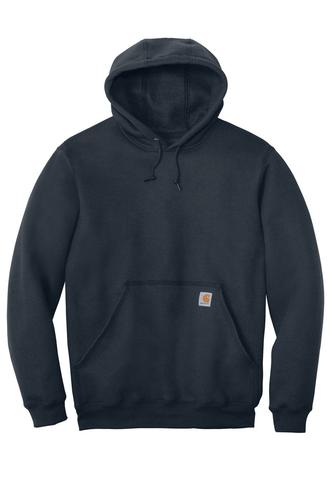 Carhartt CTK121 Midweight Hooded Sweatshirt - New Navy - HIT A Double