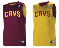ad84532f1 Alleson A105LY Youth NBA Logo Reversible Jersey - Cleveland Cavaliers