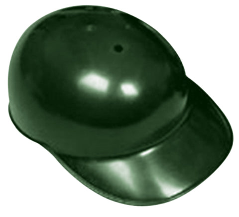 All-Star CH591 Baseball Coach/Catcher's Skull Cap - Green - HIT A Double