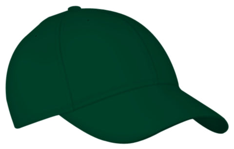 Alleson 3CCTY Youth Six Panel Baseball Cap - Forest