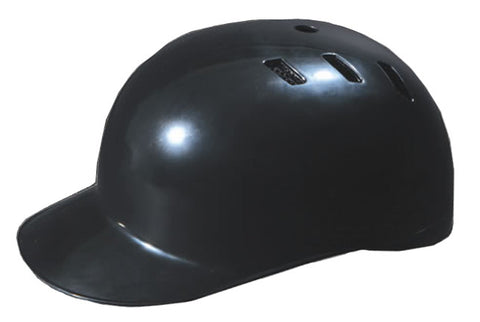 Diamond DCH-SKULL CAP Adult Catcher's Base Coach Helmet - Black