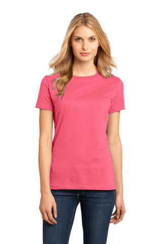 District DM104L Women's Perfect Weighttee - Coral - HIT A Double