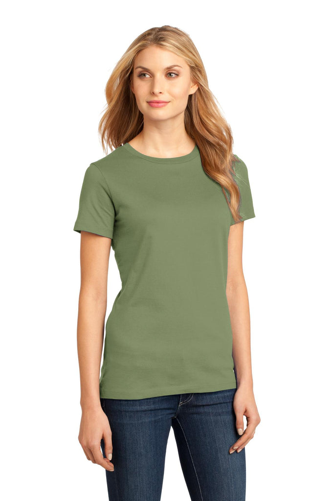 District DM104L Women's Perfect Weighttee - Fresh Fatigue - HIT A Double