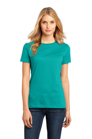 District DM104L Women's Perfect Weighttee - Jade - HIT A Double